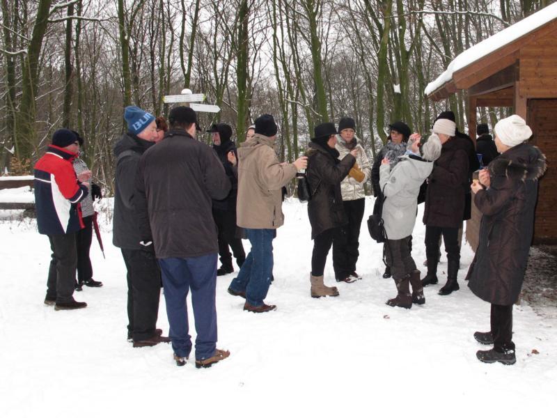 2012-01-27 aa11aa Grünkohlwanderung Tennisverein